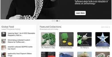 Respositorio archivos 3d Thingiverse gratis